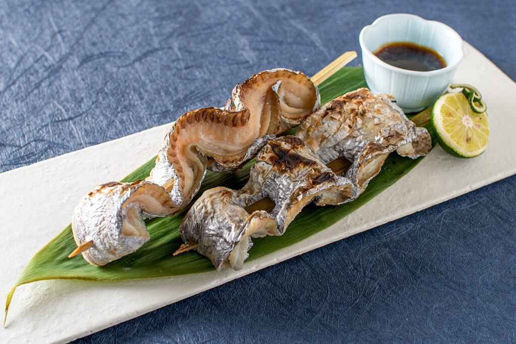 太刀魚浜焼